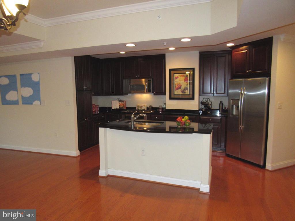 Granite counters, modern appliances and Bfast Bar - 3625 10TH ST N #803, ARLINGTON