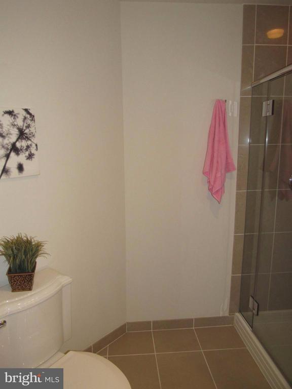 Master bath #2 shower - 3625 10TH ST N #803, ARLINGTON