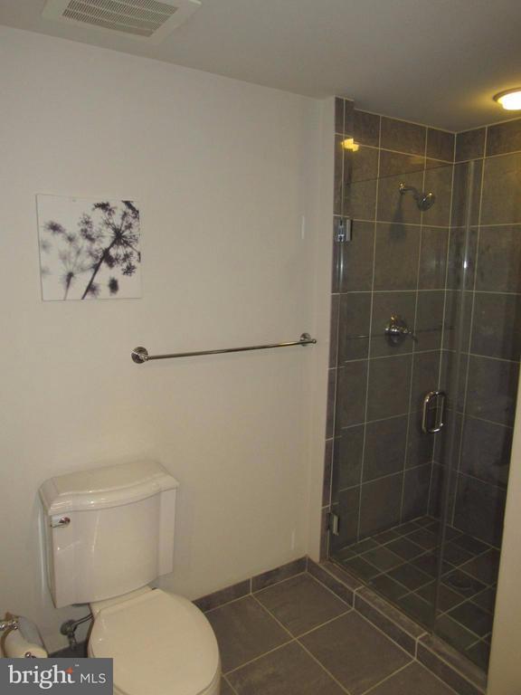 Large shower  in Master Bath - 3625 10TH ST N #803, ARLINGTON