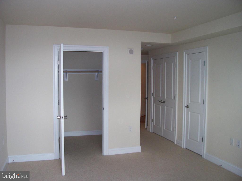 Walk in closet   extra side closets - 3625 10TH ST N #803, ARLINGTON