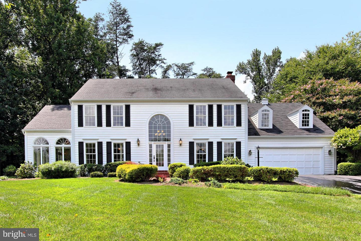 Single Family for Sale at 7810 Valley Dr S Fairfax Station, Virginia 22039 United States