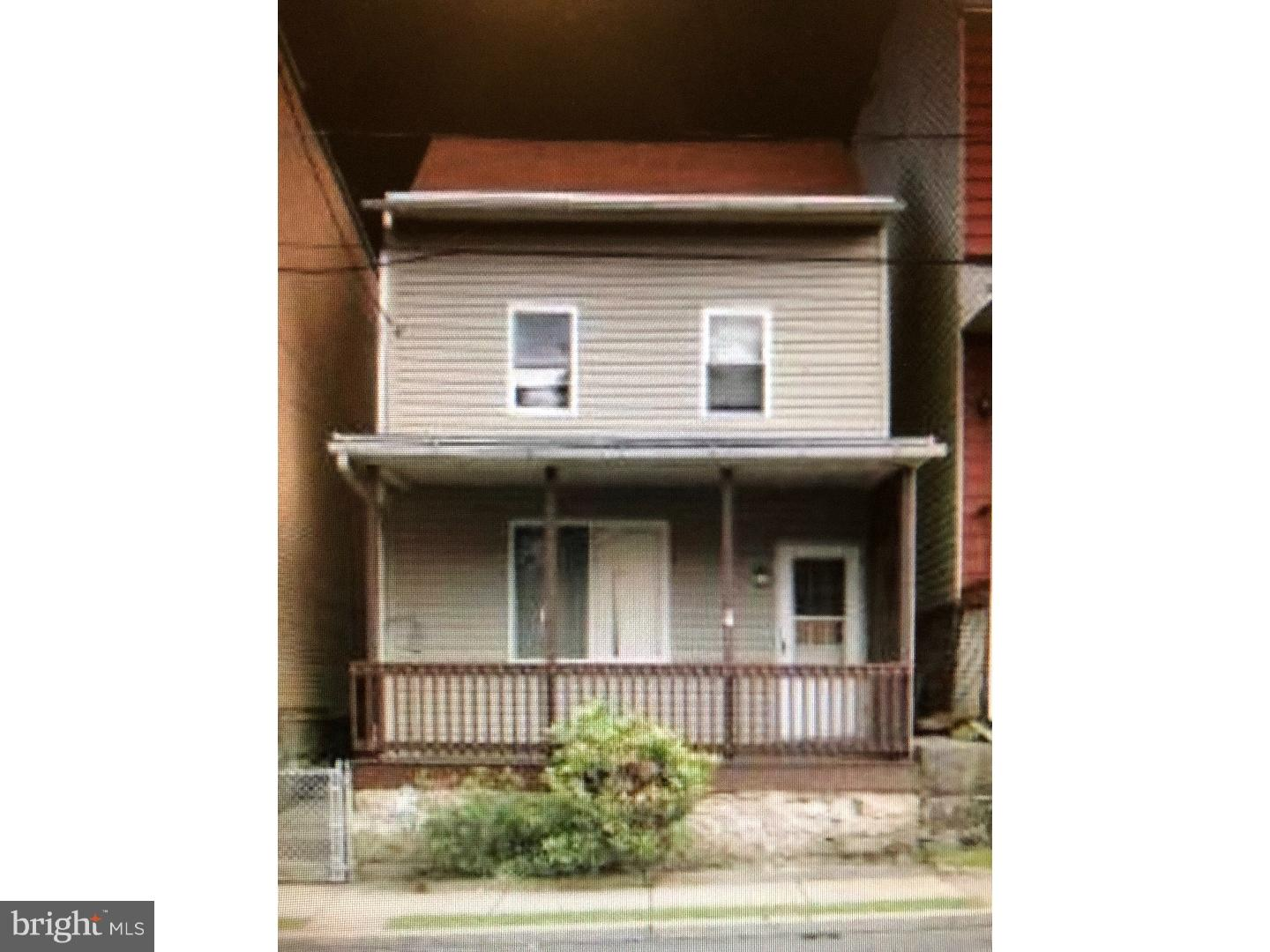 Photo of home for sale at 622 Bacon Street, Pottsville PA