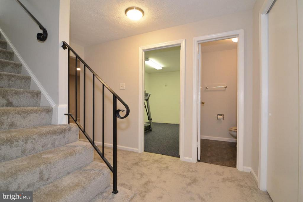 Lower Level Landing - 8511 FORRESTER BLVD, SPRINGFIELD