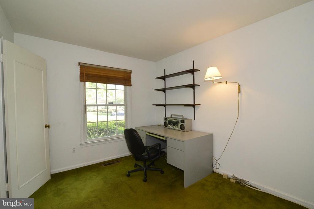 4th Bedroom or Office on Main level - 8511 FORRESTER BLVD, SPRINGFIELD
