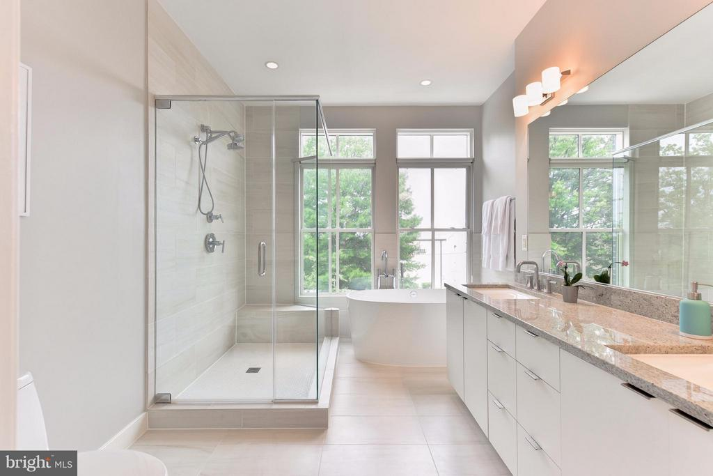 Bath (Master) - 322 THIRD ST, ALEXANDRIA