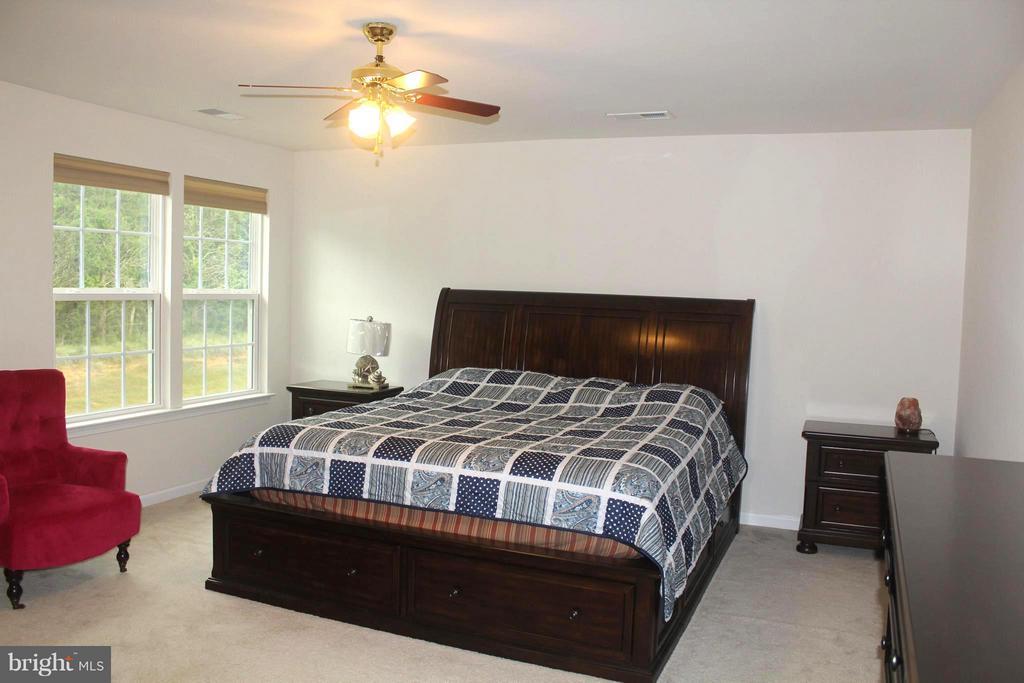 Bedroom (Master) - 16 LIBERTY KNOLLS DR, STAFFORD