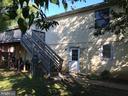 Exterior (Rear) - 408 PALMER ST E, FREDERICKSBURG