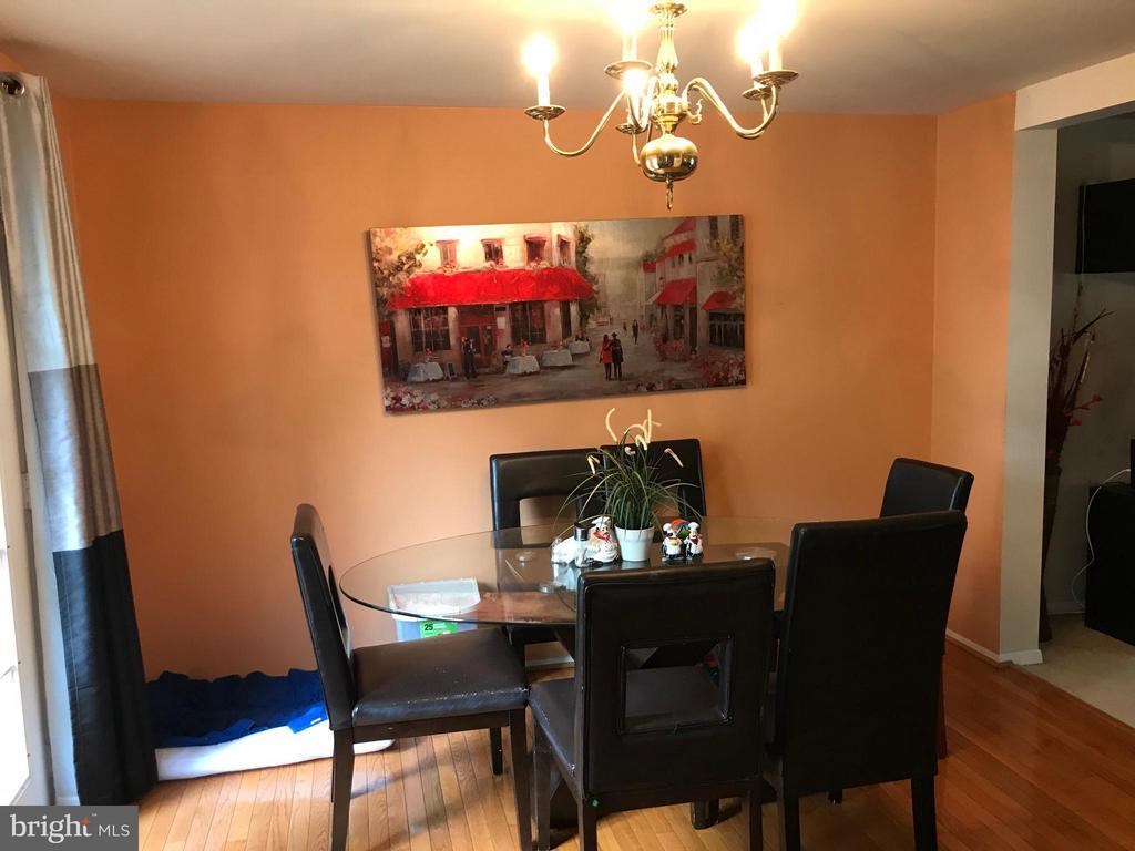 Dining Room - 408 PALMER ST E, FREDERICKSBURG