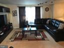 Living Room - 408 PALMER ST E, FREDERICKSBURG