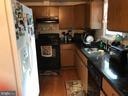 Kitchen - 408 PALMER ST E, FREDERICKSBURG