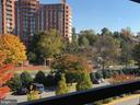 View form Balcony - 11419 COMMONWEALTH DR #301, ROCKVILLE