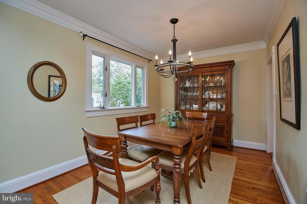 Dining Room - 3605 21ST AVE N, ARLINGTON