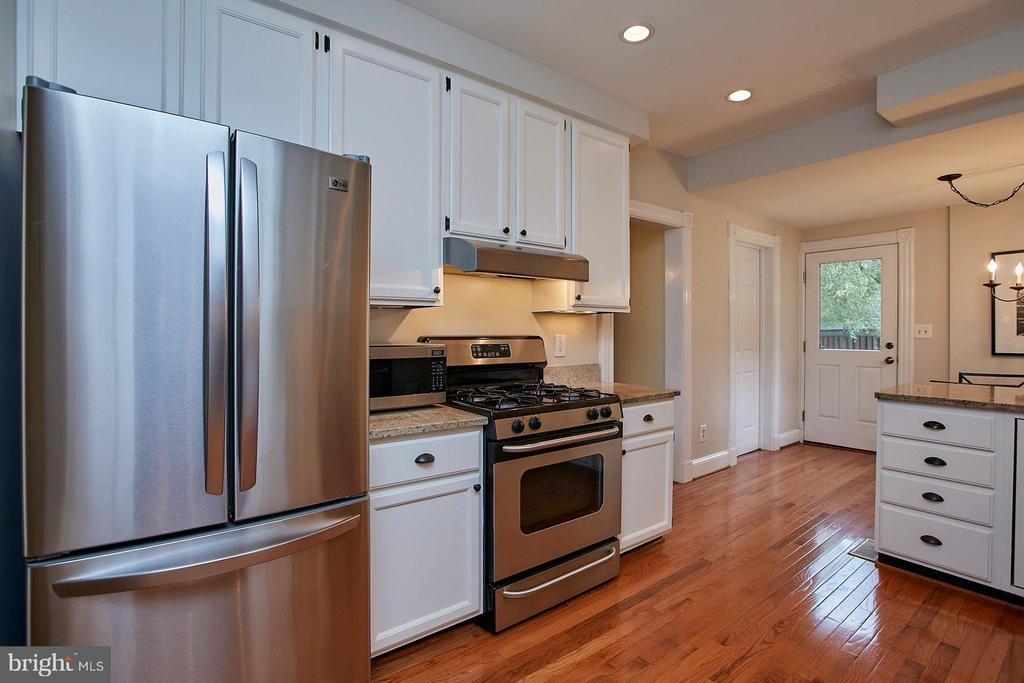 Kitchen - 3605 21ST AVE N, ARLINGTON