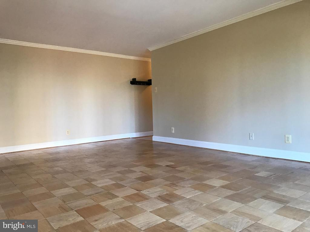Living Room - 11419 COMMONWEALTH DR #301, ROCKVILLE