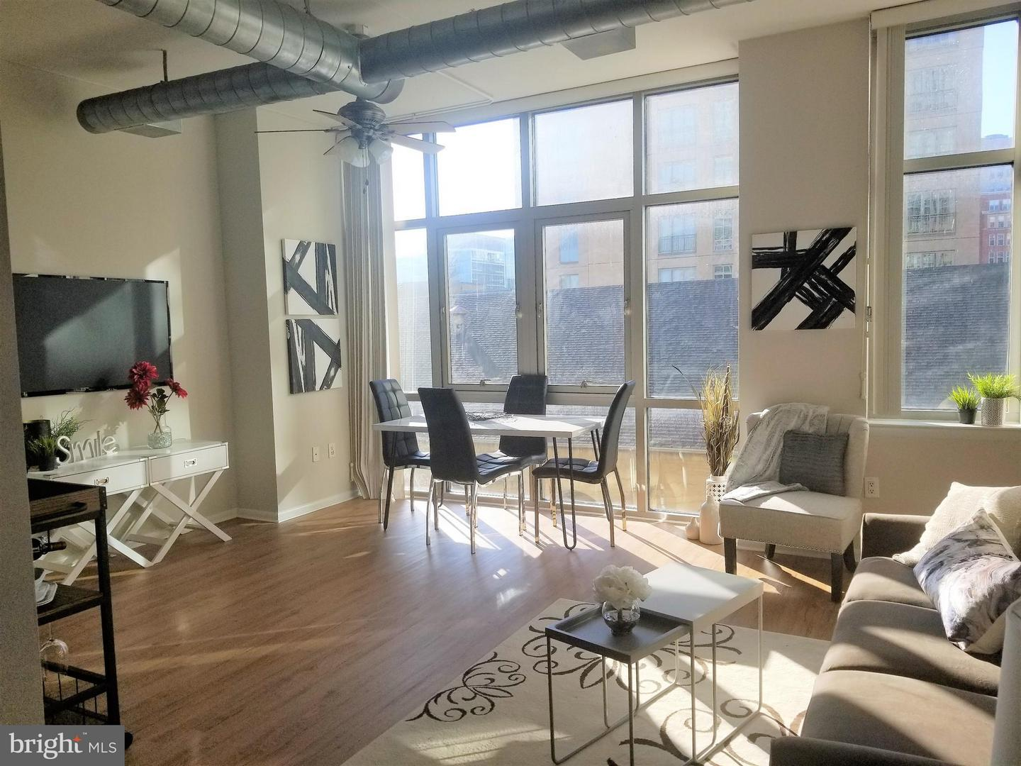 Single Family for Sale at 811 4th St NW #520 Washington, District Of Columbia 20001 United States