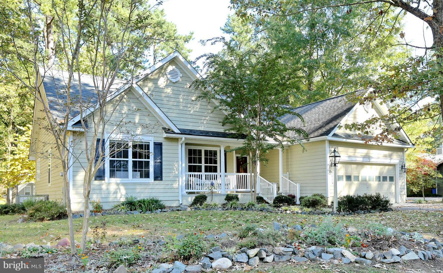 Single Family for Sale at 14610 Honeysuckle Way Swan Point, Maryland 20645 United States