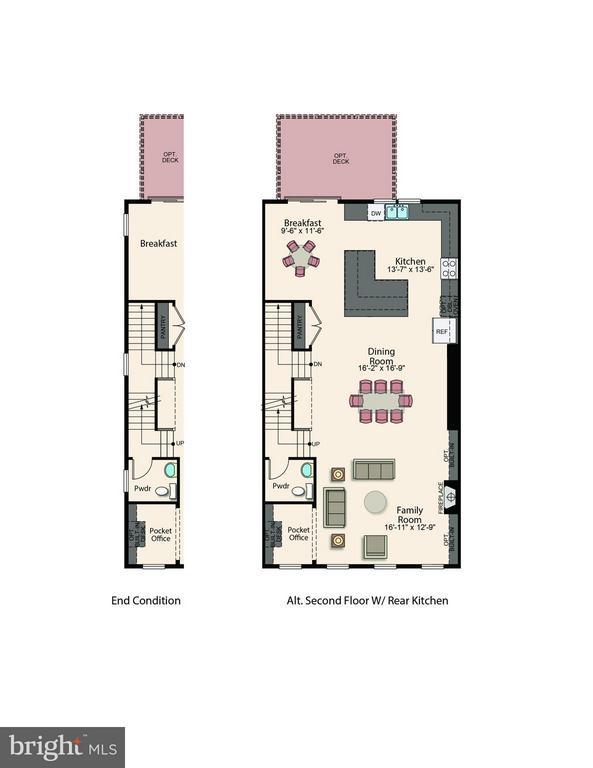 Alternate Second Floor - 9537 BURKE LAKE RD #2, BURKE