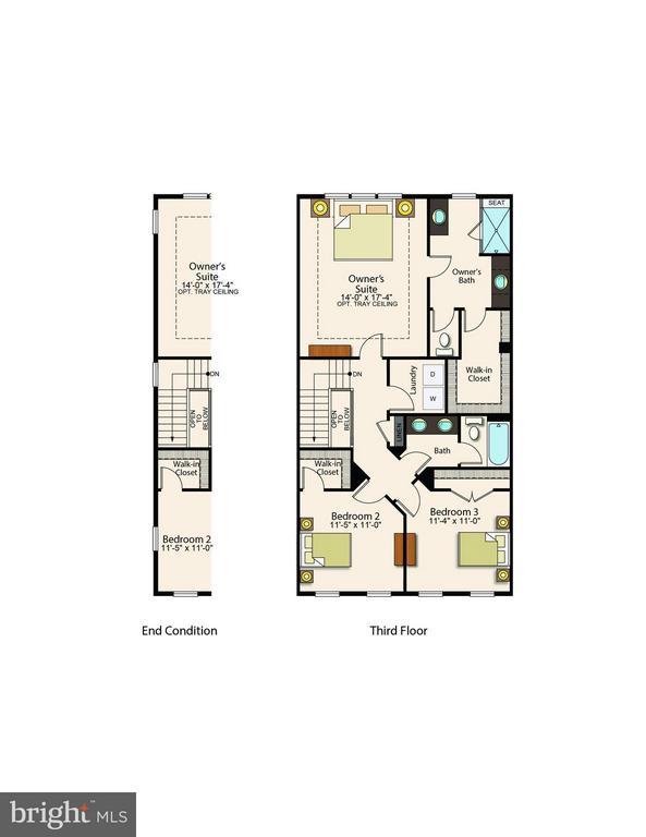 Third Floor - 9537 BURKE LAKE RD #2, BURKE