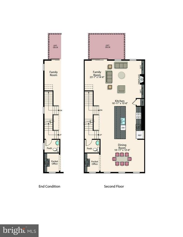 Second Floor - 9537 BURKE LAKE RD #2, BURKE