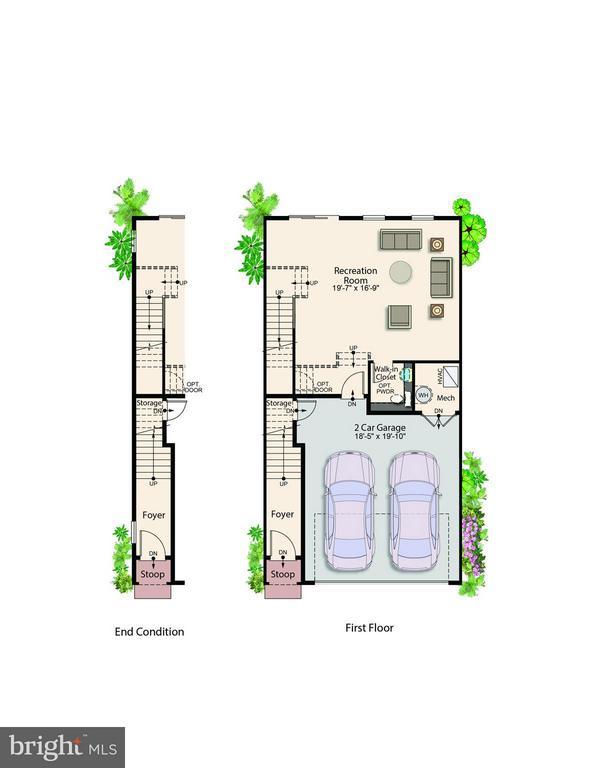 First Floor - 9537 BURKE LAKE RD #2, BURKE