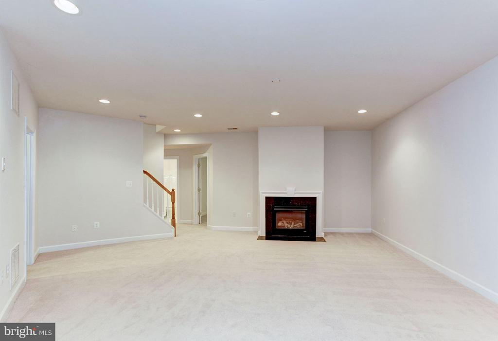 Basement - 12181 GREATBRIDGE RD, WOODBRIDGE