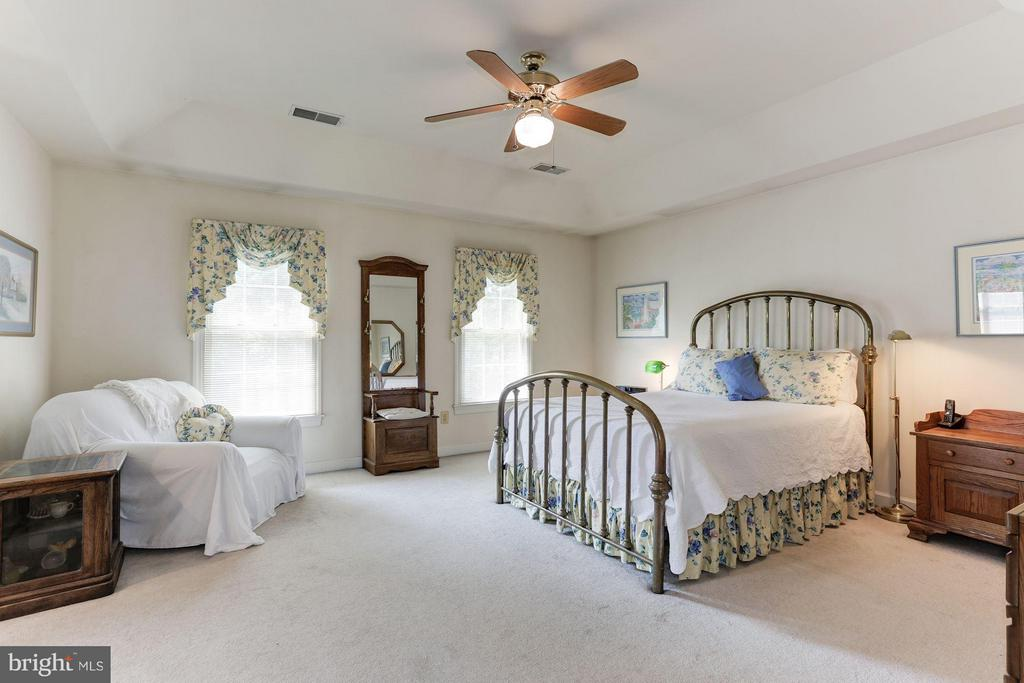 Bedroom (Master) - 5610 WILLOW CROSSING CT, CLIFTON