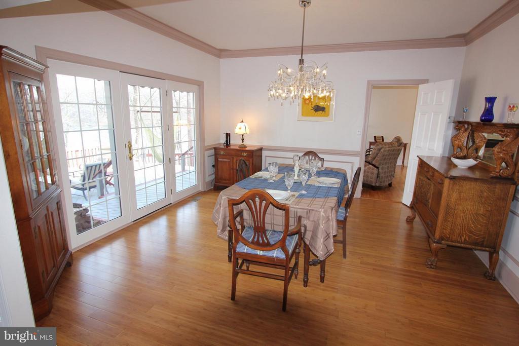 Dining Room - 4551 SUNSHINE CT, WOODBRIDGE