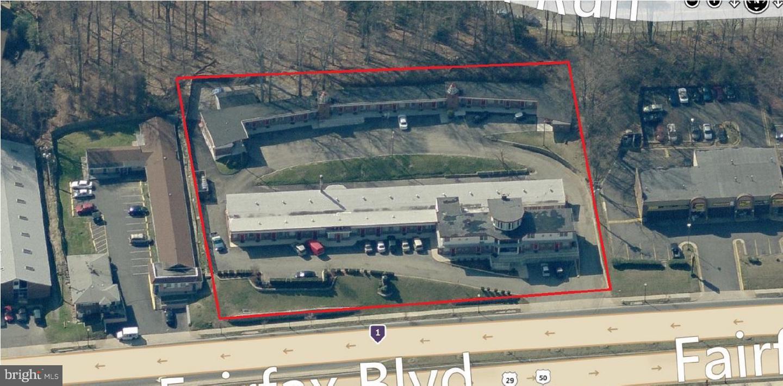 Terrain pour l Vente à Fairfax, Virginia 22030 États-Unis