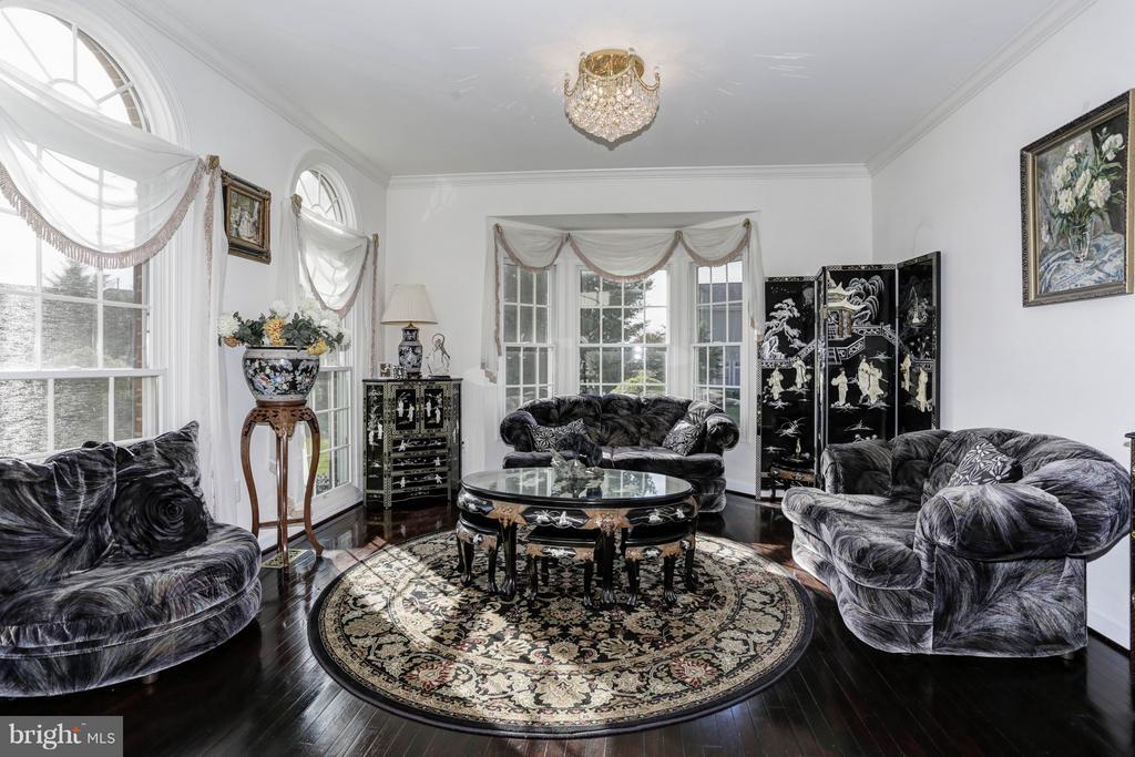 Living Room - 7235 CYPRESS HILL DR, GAITHERSBURG