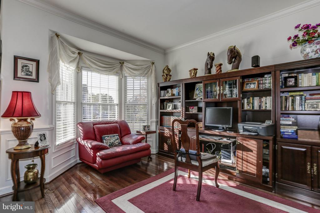 Library - 7235 CYPRESS HILL DR, GAITHERSBURG
