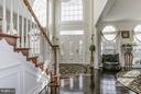 Foyer - 7235 CYPRESS HILL DR, GAITHERSBURG