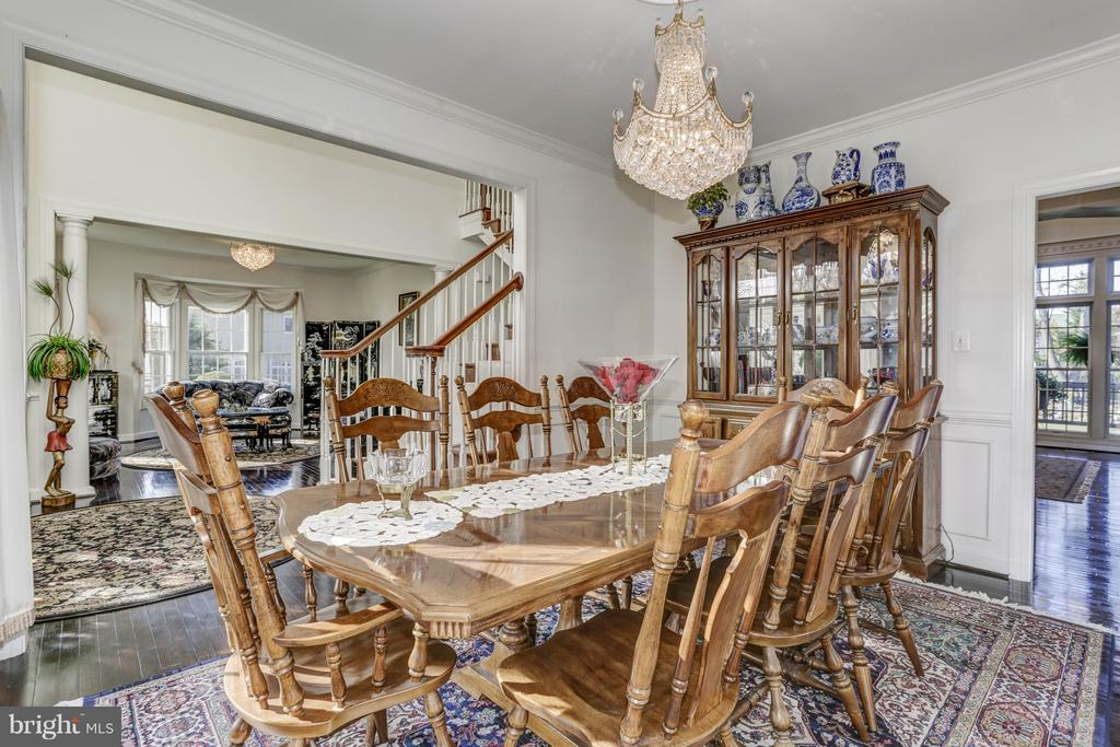 Dining Room - 7235 CYPRESS HILL DR, GAITHERSBURG