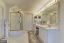 Master Bath - 7235 CYPRESS HILL DR, GAITHERSBURG