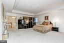 Master Bedroom - 7235 CYPRESS HILL DR, GAITHERSBURG