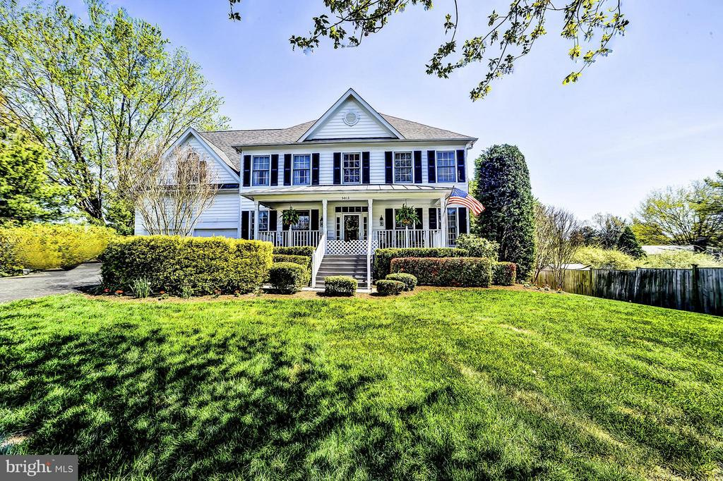 Welcome Home to This Gorgeous House! - 5013 OX RD, FAIRFAX