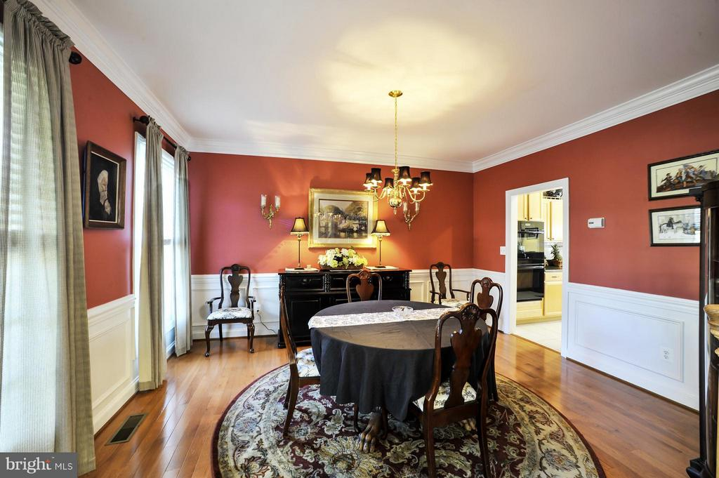 Dining Room - 5013 OX RD, FAIRFAX