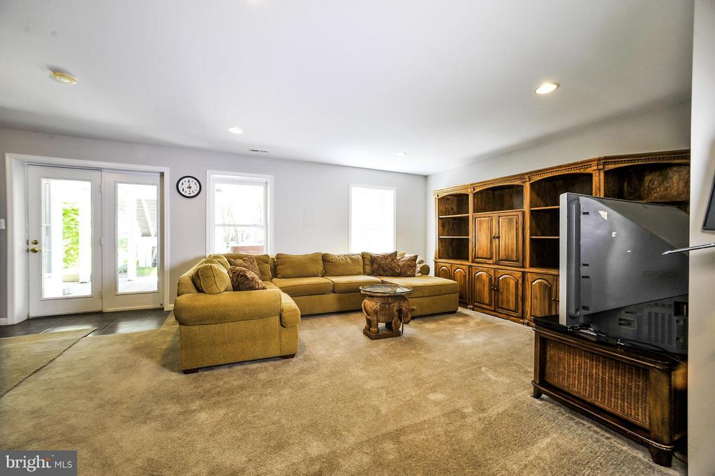 Walk Our Rec Room - 5013 OX RD, FAIRFAX