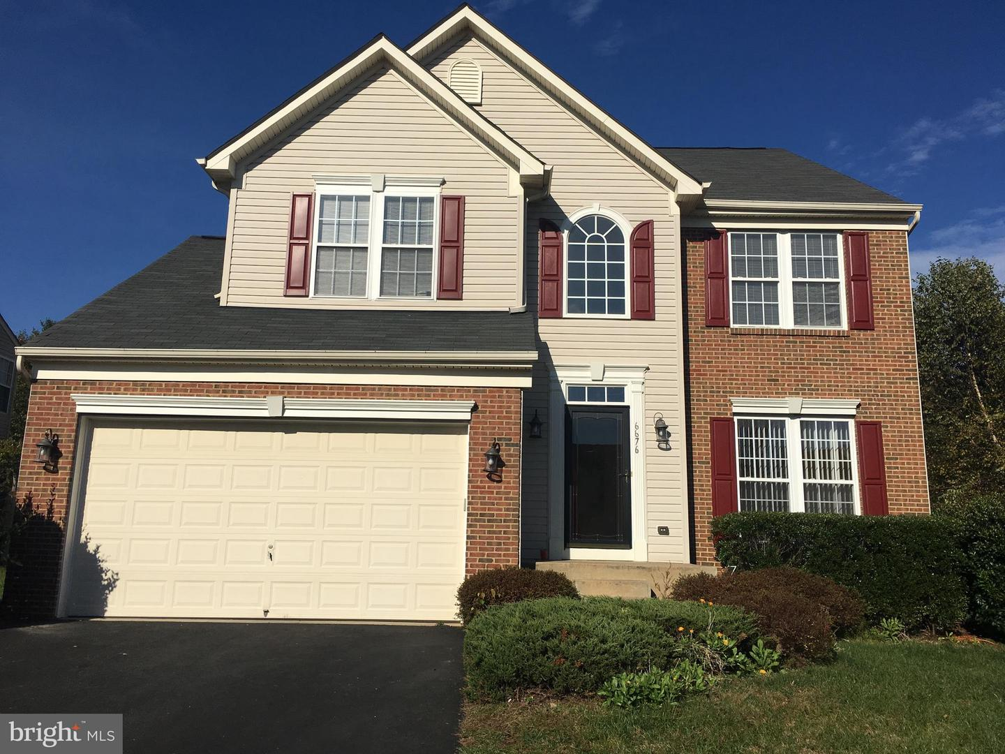Other Residential for Rent at 6676 Clarkes Meadow Dr Bealeton, Virginia 22712 United States