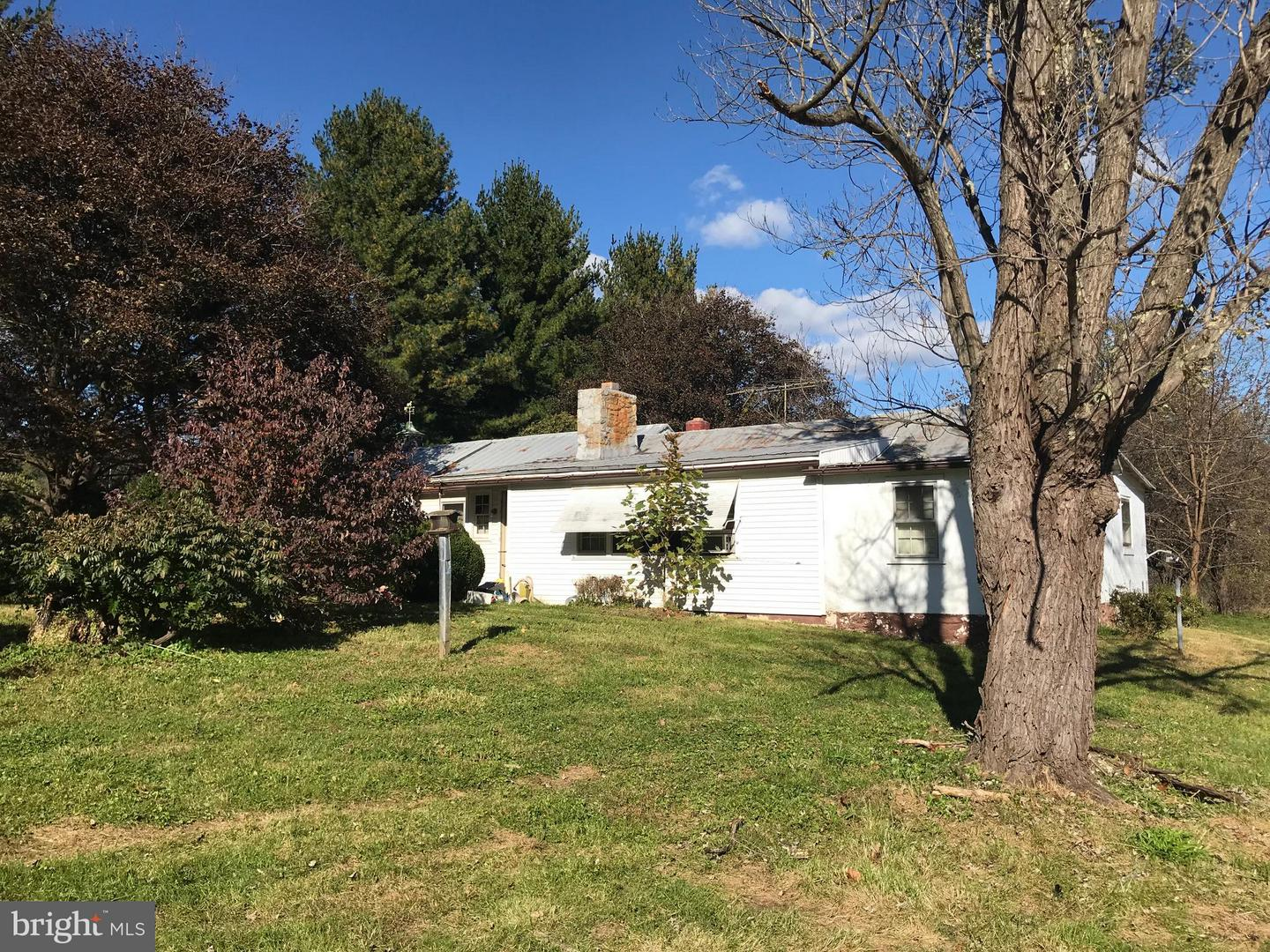 Single Family for Sale at 4115 John Marshall Hwy Front Royal, Virginia 22630 United States