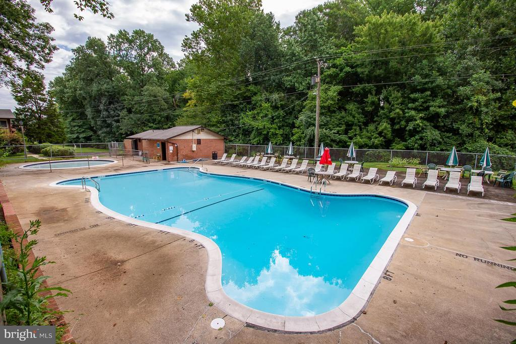 Pool - 10025 MOSBY WOODS DR #318, FAIRFAX