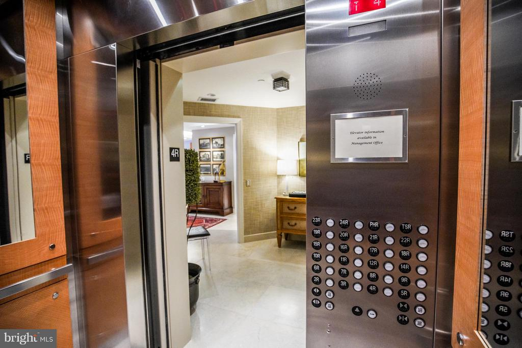 Private Elevator - 1881 NASH ST #404, ARLINGTON