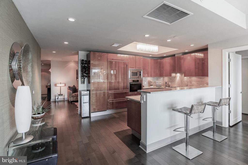 Kitchen - 1881 NASH ST #1606, ARLINGTON