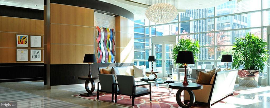 Guest Lobby - 1881 NASH ST #1606, ARLINGTON