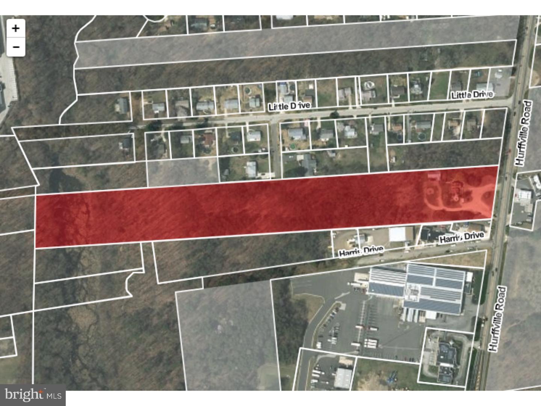 Nhà ở một gia đình vì Bán tại 1294 HURFFVILLE Road Deptford Township, New Jersey 08096 Hoa Kỳ