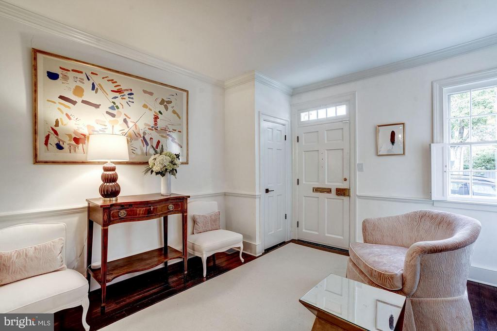 Living Room - 504 CAMERON ST, ALEXANDRIA
