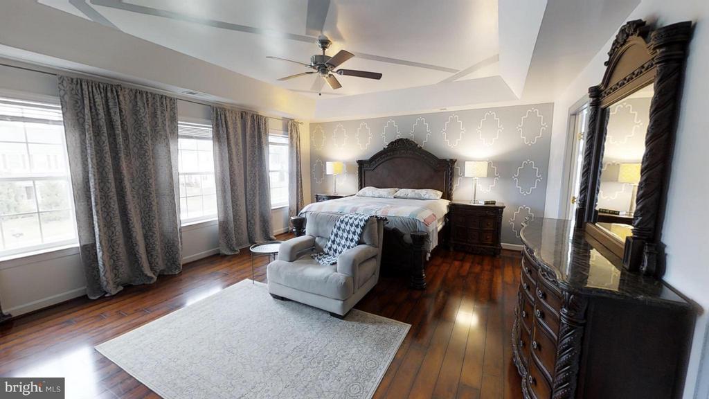 Bedroom (Master) - 18534 QUANTICO GATEWAY DR, TRIANGLE