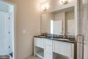 MASTER BATH - 11695 SUNRISE SQUARE PL #08, RESTON