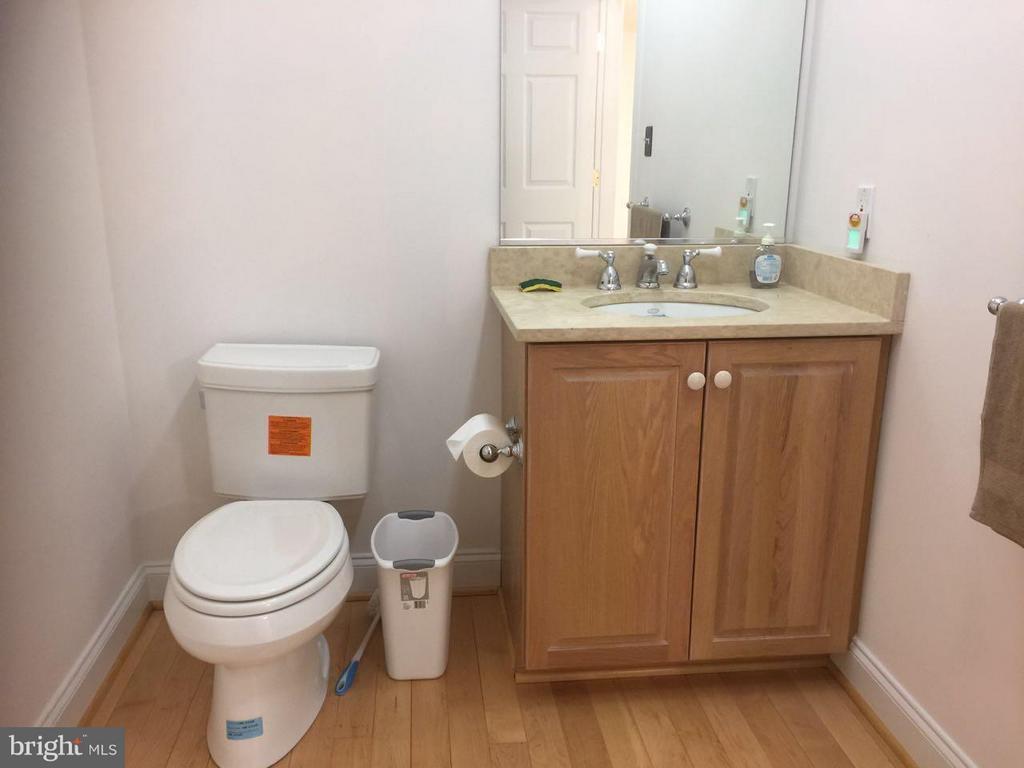 Attic Bathroom - 42692 LUCKETTS RD, LEESBURG