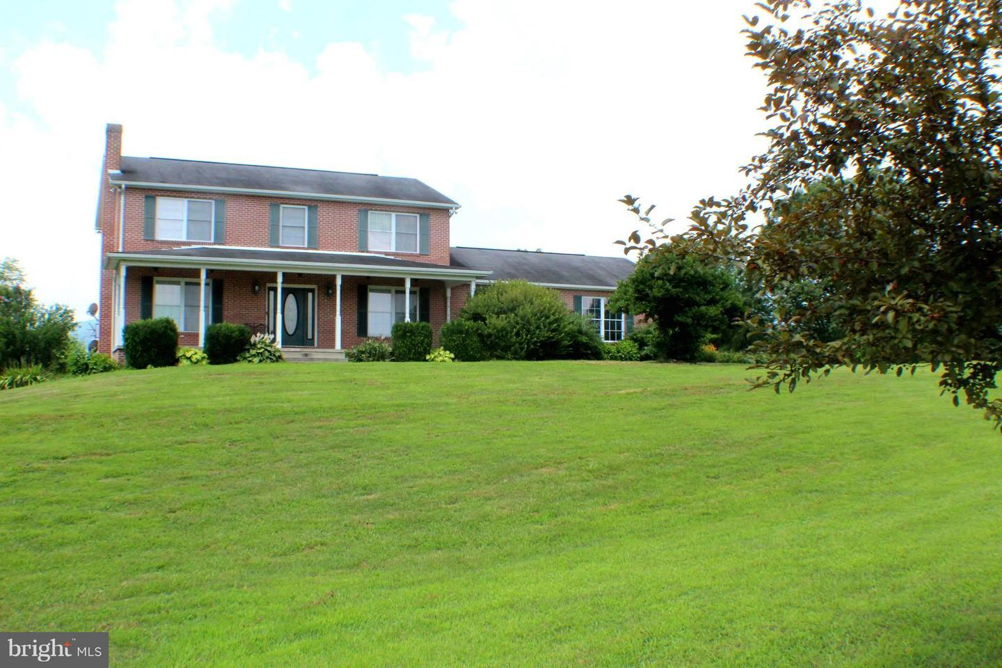 Single Family for Sale at 198 Forrest Dr Fisher, West Virginia 26818 United States