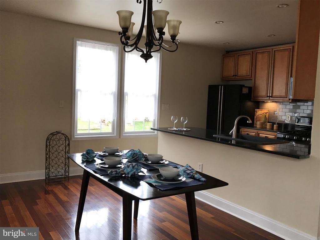 Dining Room - 2022 S GLEBE RD, ARLINGTON